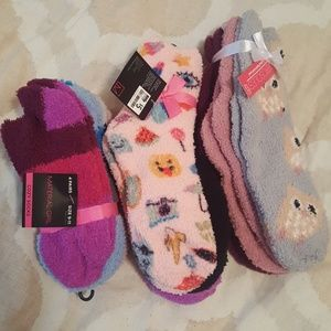 Accessories - NWT sock bundle. Winter is coming!!